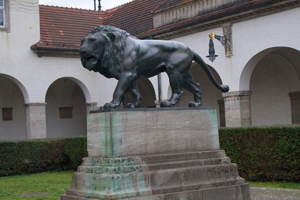 Sprudelhof Hessischer Löwe