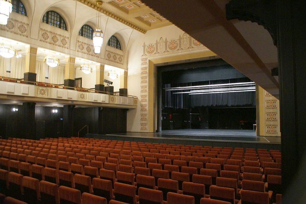 Jugendstiltheater Bad Nauheim im Kurhaus