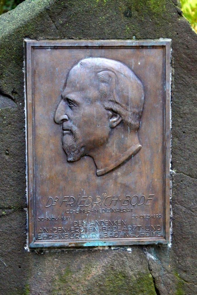 Badearzt Friedrich Bode - Bad Nauheim