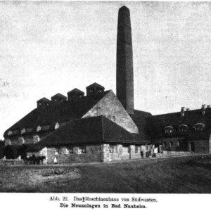 Maschinenzentrale Bad Nauheim Goldstein