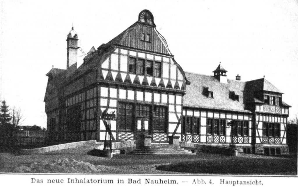 neues Inhalatorium Bad Nauheim