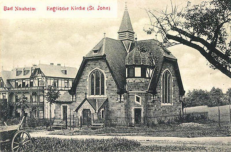 Englische Kirche - Johanneskirche Bad Nauheim