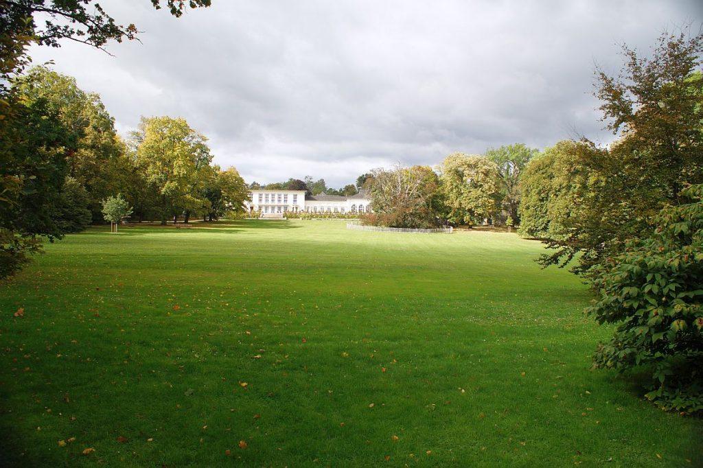 Großer Kurpark Bad Nauheim Kurhaus