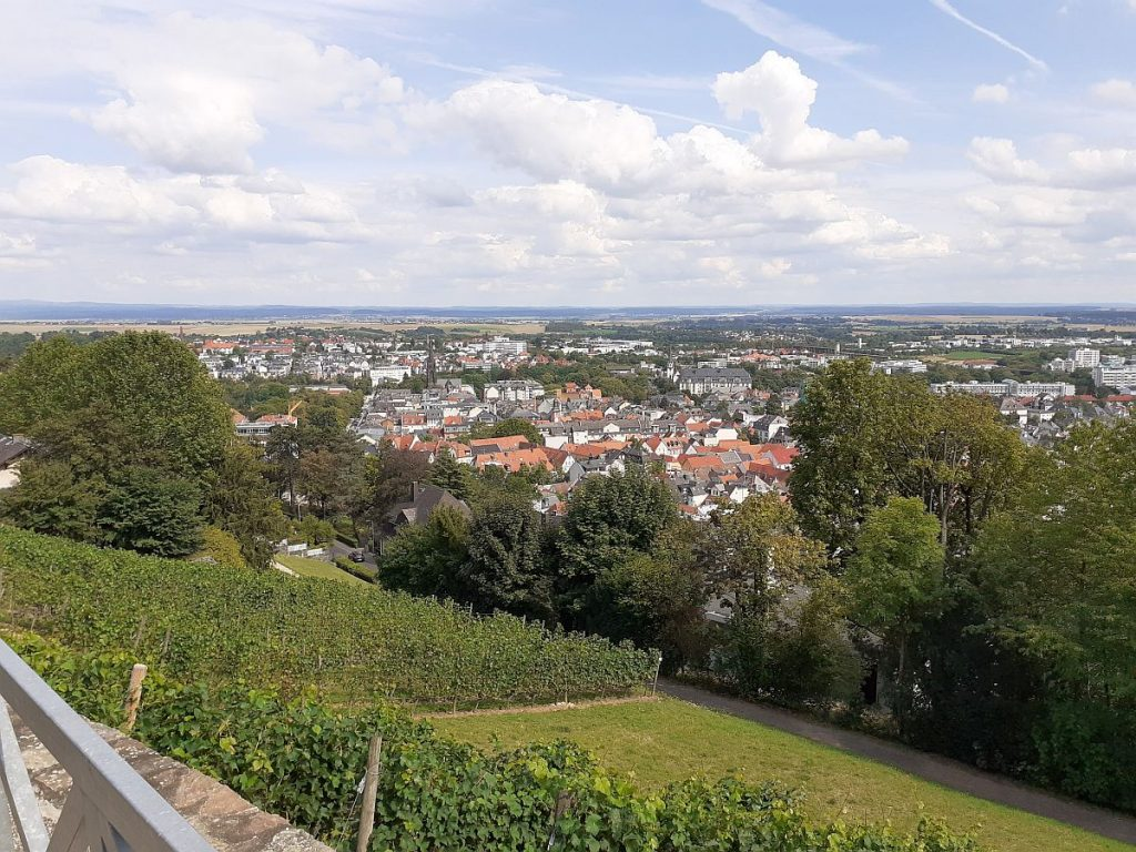 Panorama Bad Nauheim