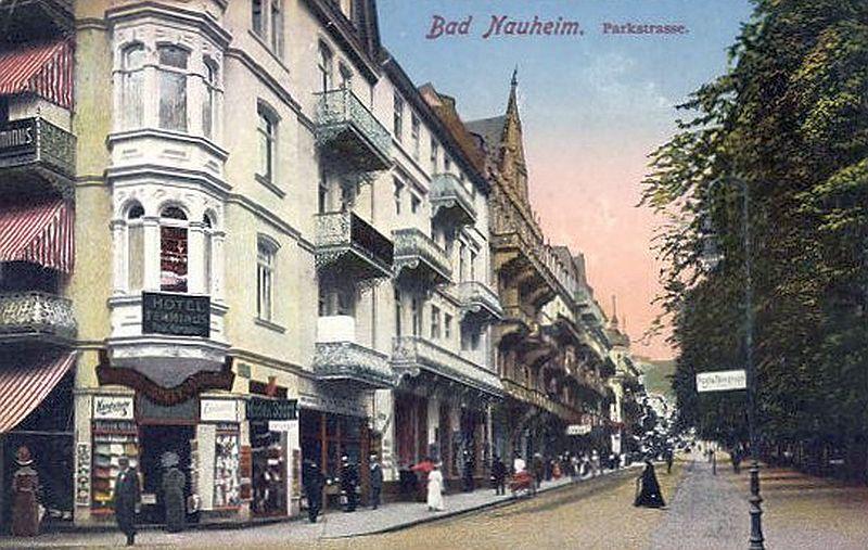 Innenstadt Bad Nauheim