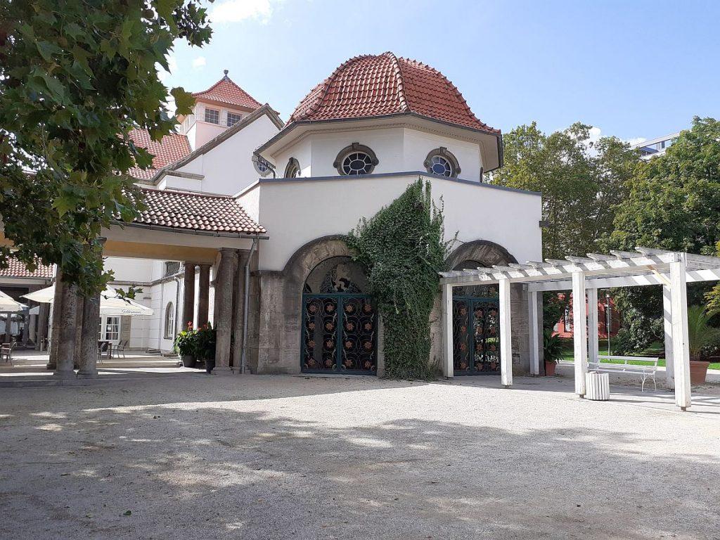 Kurbrunnen Bad Nauheim