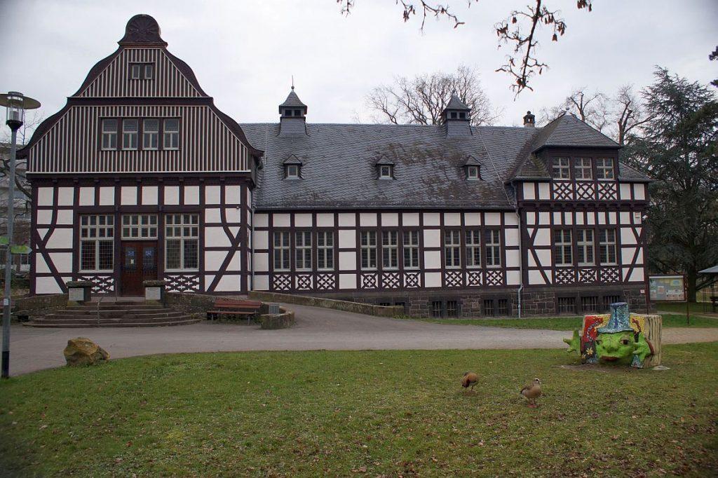 Inhalatorium Bad Nauheim