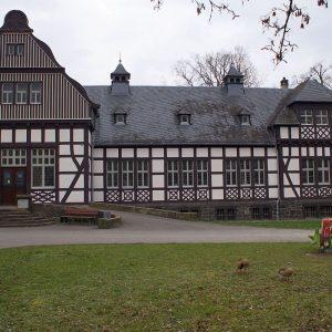 Inhalatorium Stadtbücherei Bad Nauheim