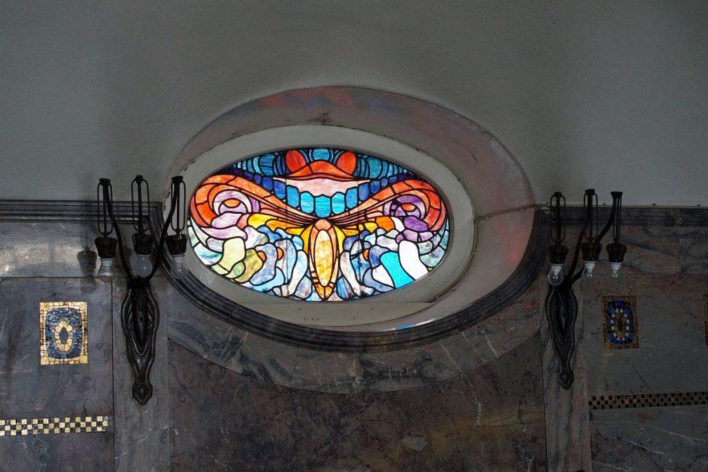 Fenster Wartesaal Badehaus 5 Bad Nauheim