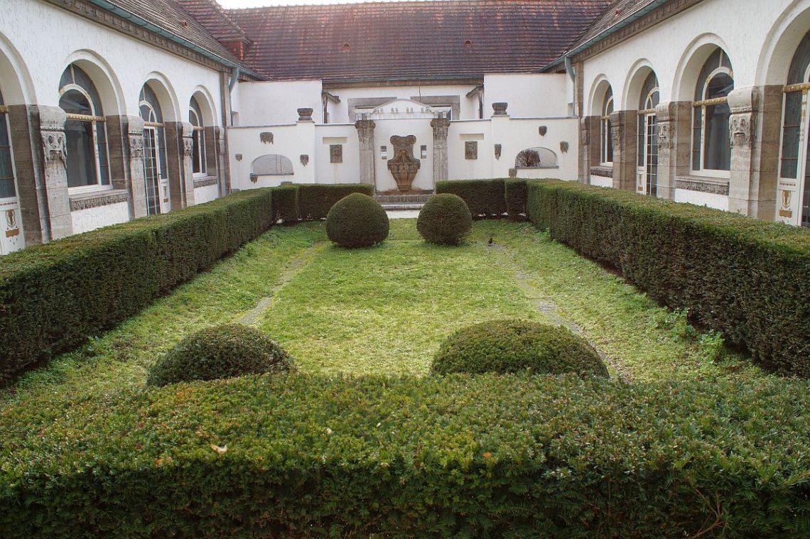 Schmuckhof Badehaus 5 Bad Nauheim