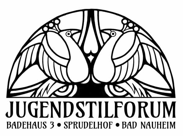 Logo Jugendstilforum Bad Nauheim