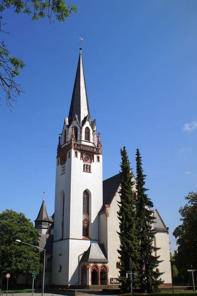 Kirche St. Bonifatius - Bad Nauheim