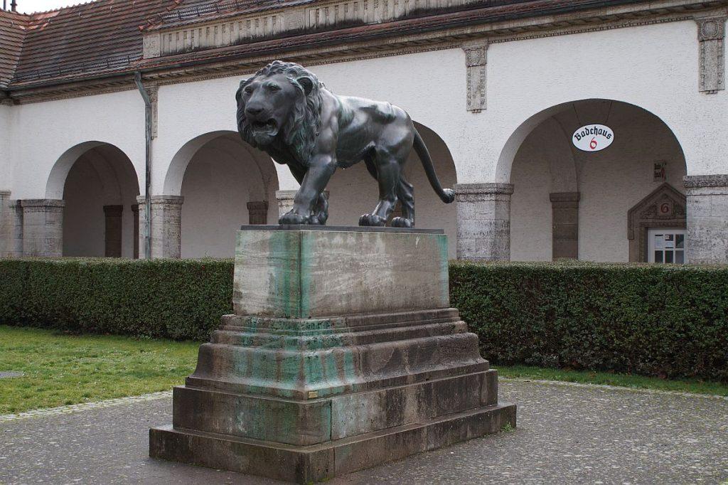 Hessischer Löwe Bad Nauheim Sprudelhof